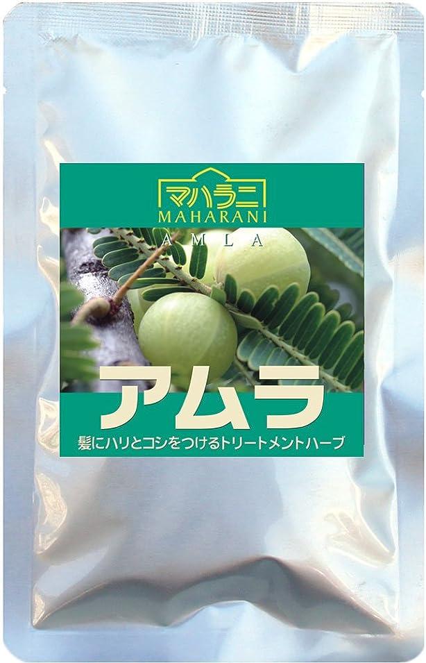 自然公園オーナメントチャネルマハラニ アムラ 真空パック (100g)