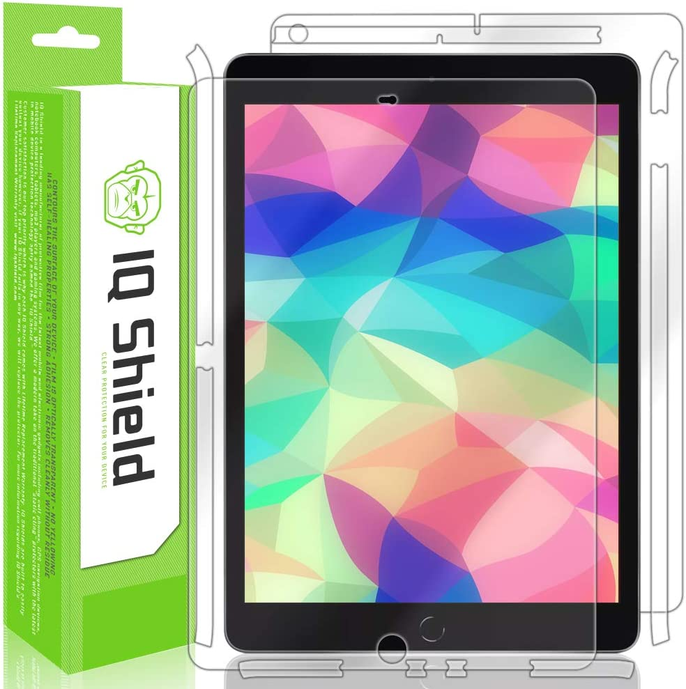 IQ Shield Full Max 59% OFF Body Skin Compatible inch A surprise price is realized with Apple 10.2 iPad