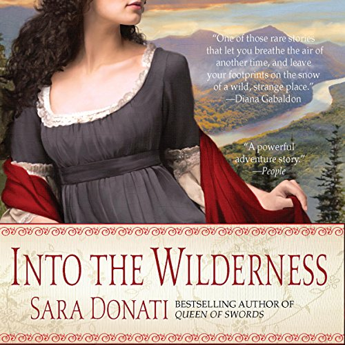 Into the Wilderness audiobook cover art