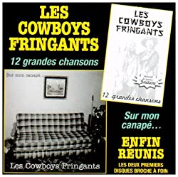 12 Grandes Chansons by Les Cowboys Fringants