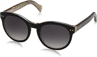 Tommy Hilfiger Panto Sunglasses for Women - Grey Lens