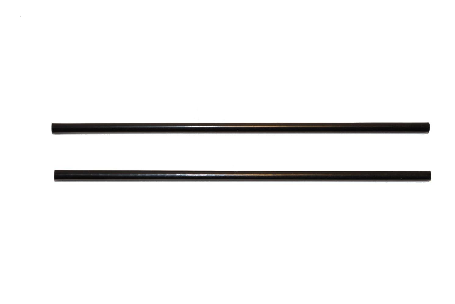 男性ゲーム設計図Perfect Stix ブラックSip Stick コーヒー&カクテルストロー(10,000本入り)