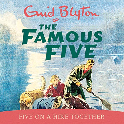 Five on a Hike Together cover art