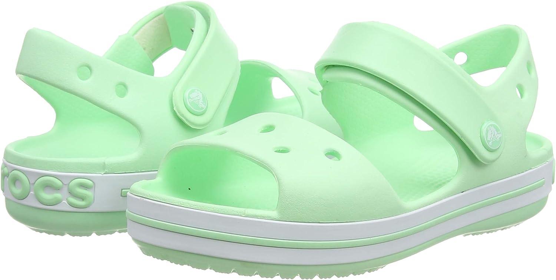 Crocs Crocband Kids Sandali con Cinturino alla