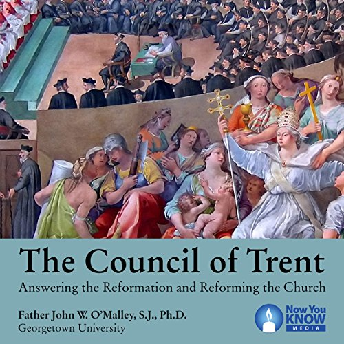 The Council of Trent copertina