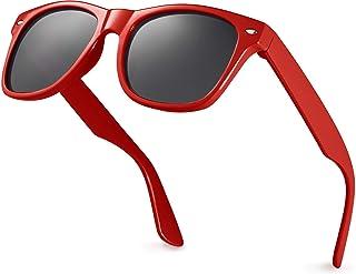 Iconic Kids Sunglasses for Boys Girls - Shatterproof...