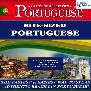 Bite-Sized Portuguese (Brazilian) cover art