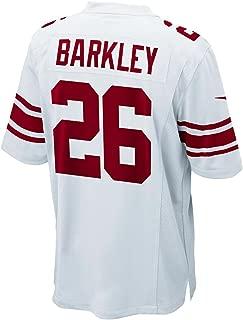 NIKE New York Giants Saquan Barkley YOUTH BOYS Game Jersey - White