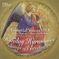 Holiday Harmonies: Songs Of Christmas [Judith Clurman, Jamie Barton; Maureen McKay; Essential Voices USA] [SONO LUMINUS: SLE-70003] by Jamie Barton