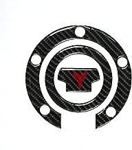 Amyove Tapa de Tanque de Combustible de Aluminio CNC para Motocicleta Yamaha MT-09 FZ09 MT07 MT-07 35 mm