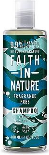 Faith In Nature - フレグランスフリーシャンプー400ml