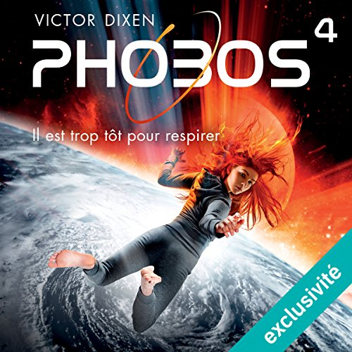 Phobos. Il est trop tôt pour respirer audiobook cover art