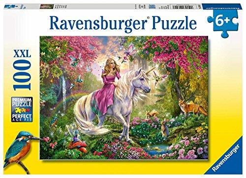 Ravensburger 106417 Puzzel Magisch Ritje - Legpuzzel - 100 Stukjes