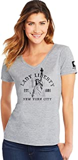 Women's Liberty National Park Graphic Tee