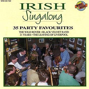 Irish Singalong - 35 Party Favourites