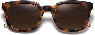 SOJOS Classic Square Polarized Sunglasses Unisex UV400...