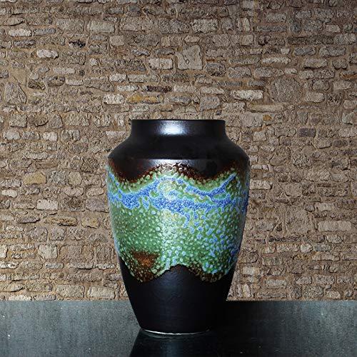 Winpavo Dekoartikel Skulpturen Neo-Klassischen Keramik-Kunst Vasen Töpfern Stein Keramik Chinese Home Wohnzimmer Dekoration Dekoration Modell Zimmer Handwerk Mittelteil