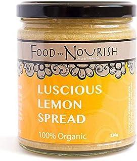 Food to Nourish Food to Nourish Organic Lucious Lemon Spread 225 g, 225 g