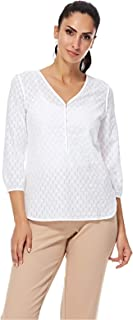 NAUTICA Blouses For Women, White S