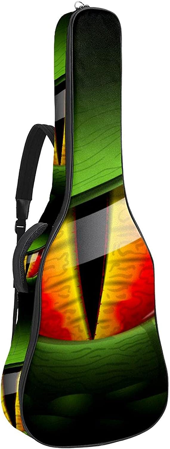 Acoustic Guitar Bag Thick Special Campaign Padding Waterproof Adjustable Sho half Dual
