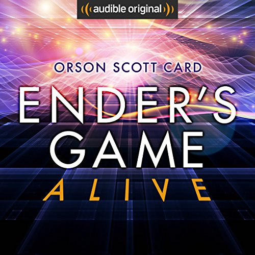 Ender's Game Alive: The Full Cast Audioplay cover art