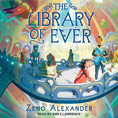 The Library of Ever cover art