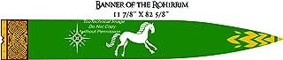 filmwelt-shop Lord of the Rings - Flag - Rohirrim II - 78.8 X 11.8 Inch