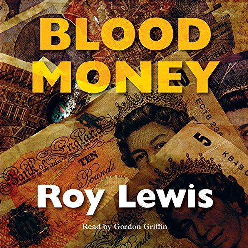 Blood Money audiobook cover art