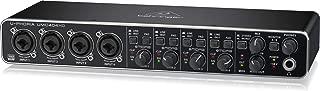 ベリンガー 4入力4出力 MIDI/USBオーディオインターフェース UMC404HD U-PHORIA