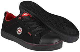 Lee Cooper Unisex Workwear SB/SRA Retro Baseball Boot Work Safety Shoe