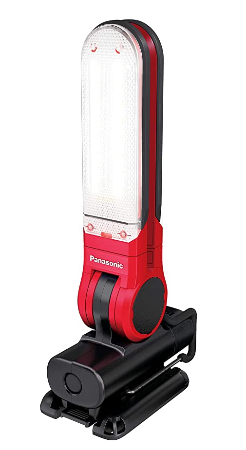分類する主権者画家パナソニック(Panasonic) 充電LEDマルチライト?マグネットベースつき 7.2V赤 EZ3720T-R