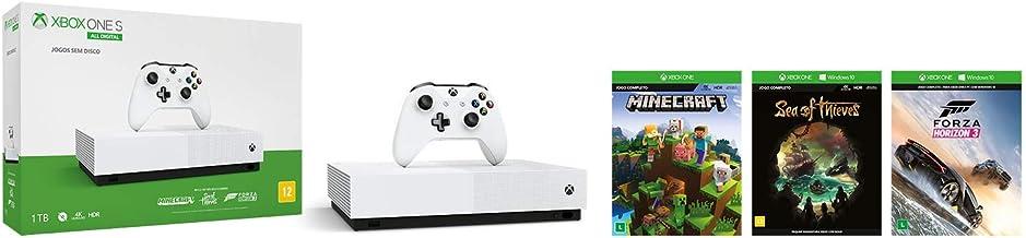 Xbox One S All Digital Edition (Versão Nacional)