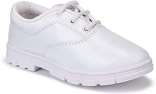 Earton School Shoes, Lace-up,PVC Shoes for Boys (1205)