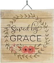Imprints Plus Saved Grace Wood Sign, 12