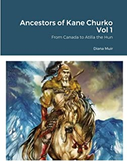 Ancestors of Kane Churko Vol 1
