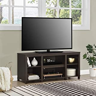 Mainstay Parsons Cubby TV Stand Holds Up to 50