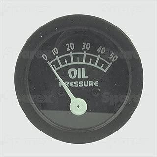 Sparex, S.61063 Gauge, Oil Pressure, 050 Psi, 9n9273a For Ford 2N, 8N, 9N