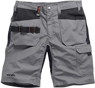 Scruffs T54652 Trade Flex Holster Shorts Graphite 36W