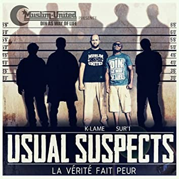 Usual Suspects (La vérité fait peur)