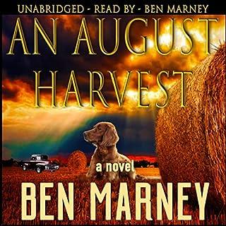 An August Harvest audiobook cover art