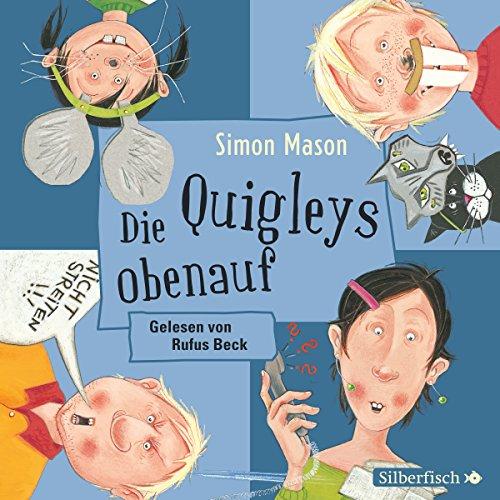 Die Quigleys obenauf (Die Quigleys 3) Titelbild