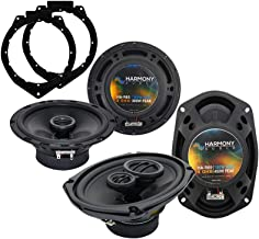 Harmony Audio R65 R69 Factory Replacement Speaker Upgrade PackageCompatible with Buick Lucerne 2006-2011