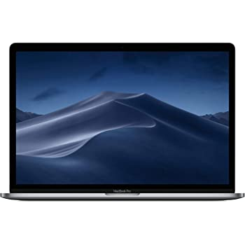 "Apple MacBook Pro (15"", Vorgängermodell, 16GB RAM, 512GB Speicherplatz, 2,6GHz Intel Core i7) - Space Grau"