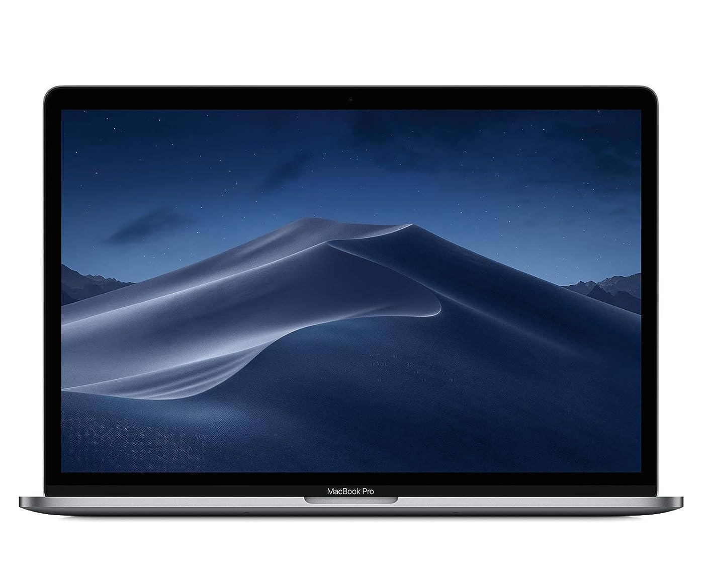 Apple MacBook Pro (15-Inch, 2.6GHz 6-Core 9th-Generation Intel?Core?I7 Processor, 256GB) - Space Gray - (Latest Model)