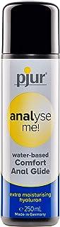 pjur analysera me! Comfort Water Anal Glide – vattenbaserad glidmedel – för bekväm analtrafik – lämplig för sexleksaker – ...