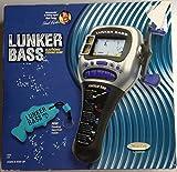 Radica Lunker Bass Fishing Handheld Game