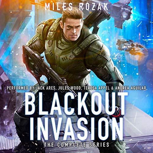 Miles Rozak Blackout Invasion