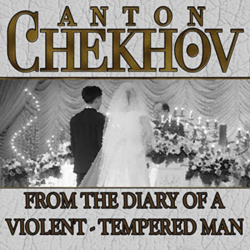 Couverture de From the Diary of a Violent Tempered Man