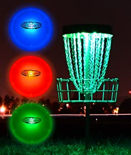 led disc golf driver
