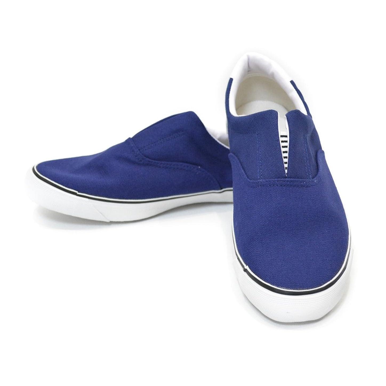 強要阻害する注釈コーナンオリジナル 作業靴(内装用) ブルー 26.5cm KQ04-5879